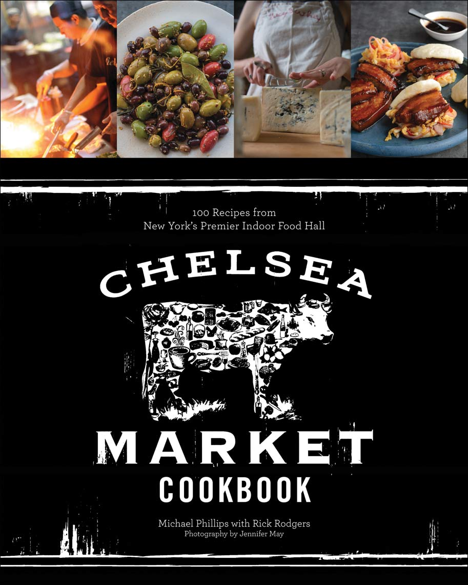 Food Photography NYC Cookbooks Chelsea Market