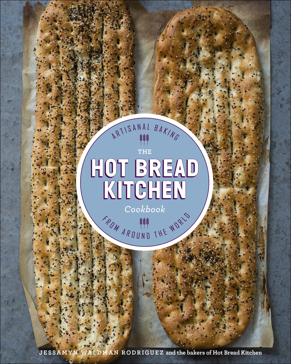 Hot Bread Kitchen Cookbook Jennifer May