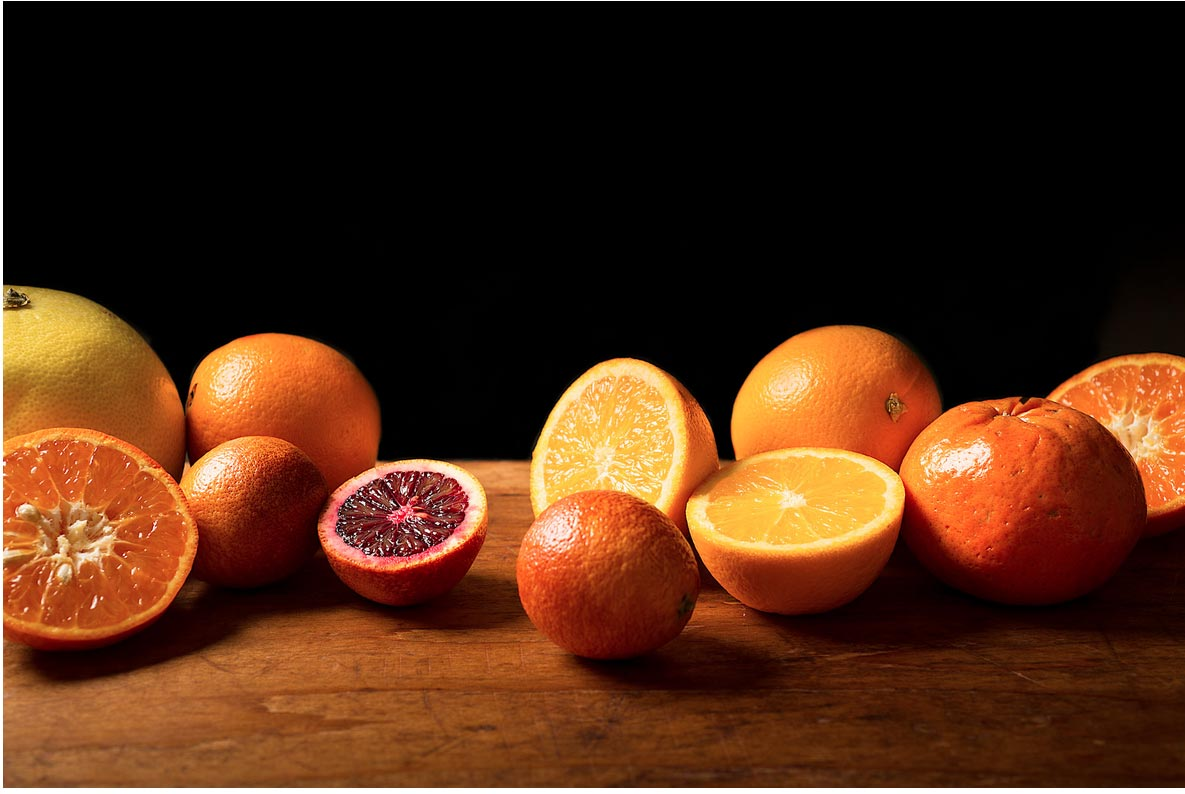 NYC Food Photographer Jennifer May Oranges