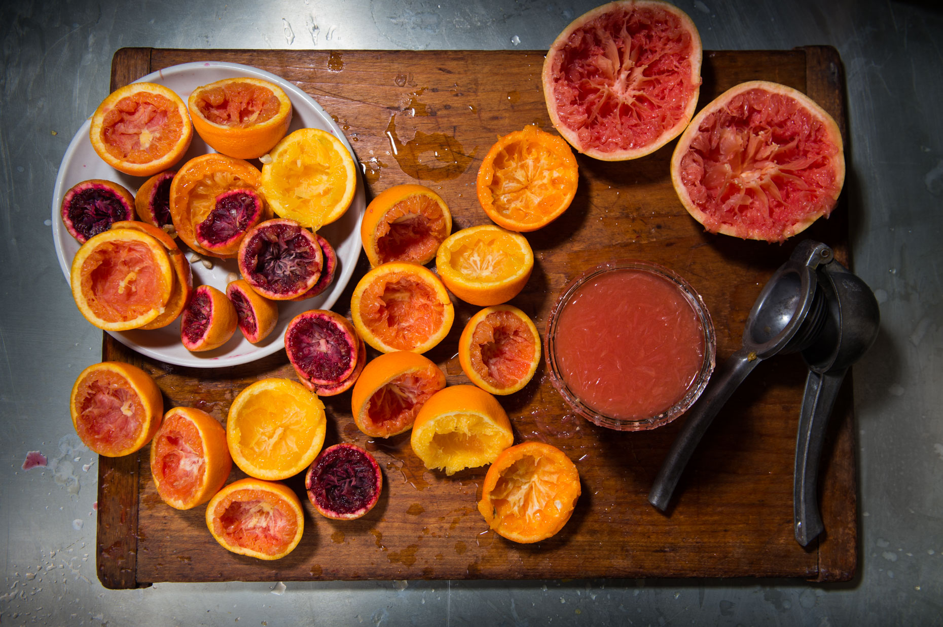 Citrus NYC Food Photographer Jennifer May