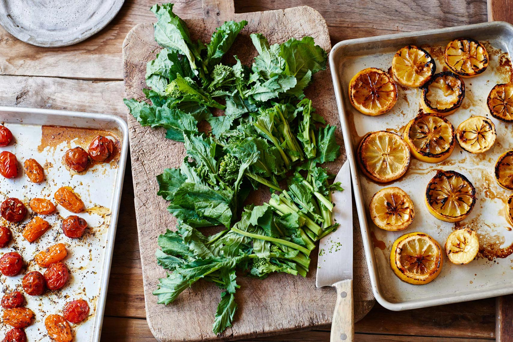 NYC Food Photographer Brooklyn Jennifer May Broccoli Rabe