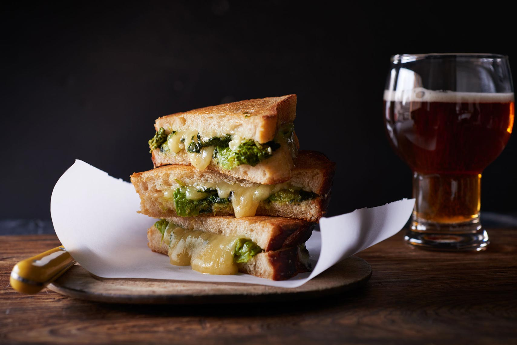 NYC Food Photographer Jennifer May Grilled Cheese