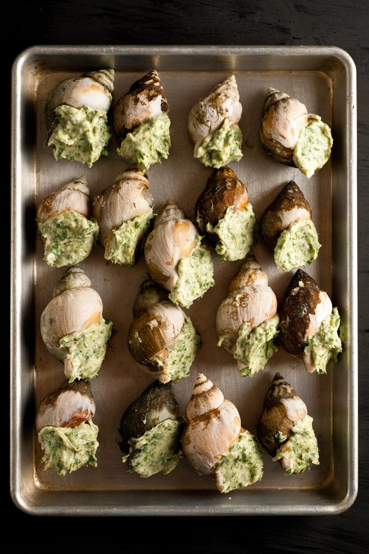 NYC Food Photographer Whelks Jennifer May