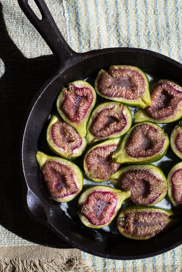 Food Photographer NYC Roasted Figs Jennifer May