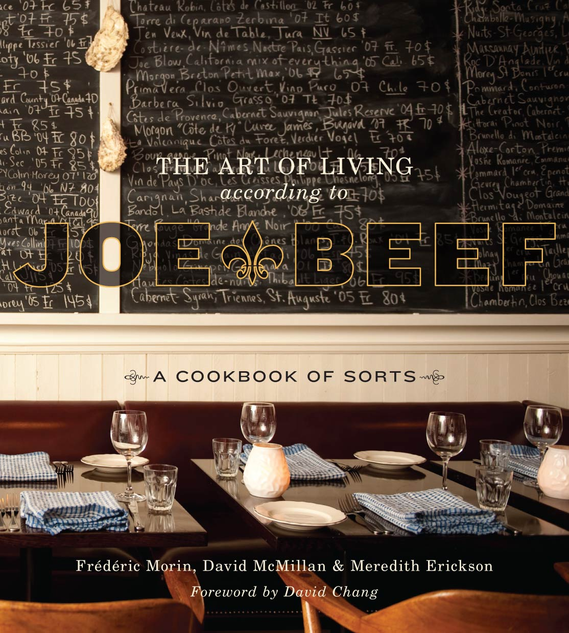 Food Photography NYC Cookbooks Joe Beef Jennifer May