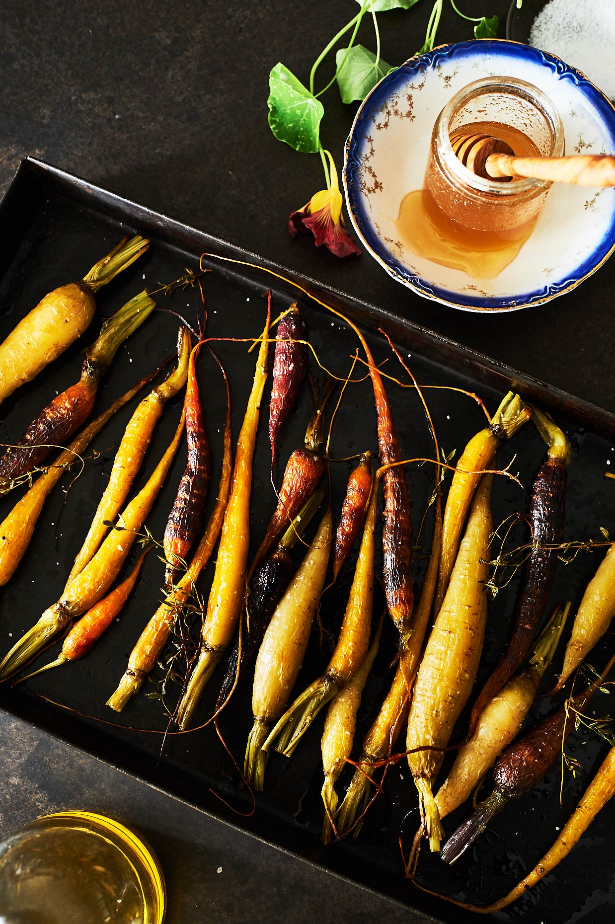 Roasted Carrots Jennifer May Food Photography NY Kitchen Photo Studio