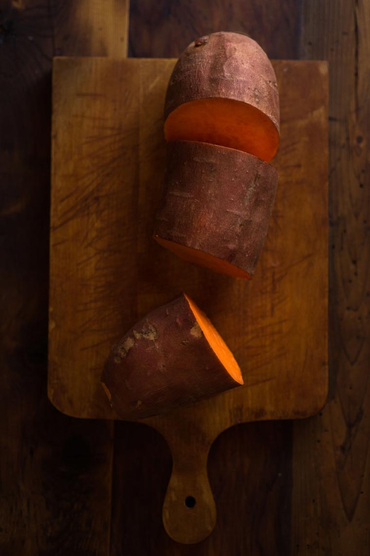 NYC Food Photographer Jennifer May Sweet Potatoes